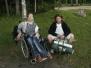 Kolm meest ja ratastool - Matkapildid 2009